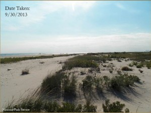 Breezy Point Tip, Post Sandy © National Park Service