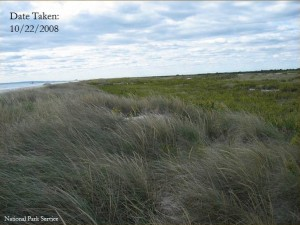 Breezy Point Tip Pre Sandy © National Park Service